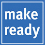 make ready | Gebäudereinigung | Housekeeping | Stewarding |  Roomkeeping  |  Hoteldienste Logo